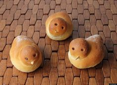 Bread For Kids: How To Make The Cutest Loaves