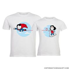 Made for Loving You™ Couple T-Shirts