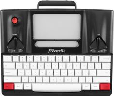 The distraction-free smart typewriter funded on Kickstarter. Leave the internet at home and write anywhere with the Freewrite.