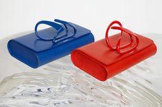 Zaha Hadid clutches