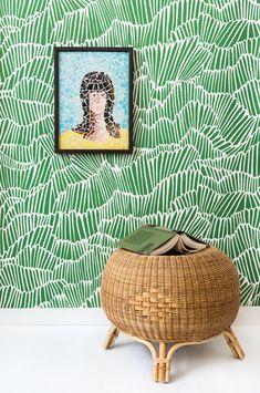 Flashdance #wallpaper #coveredwallpaper #graphicwallpaper #paperyourwalls #design