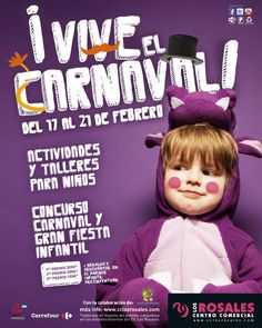 Carnaval de 2012 en Los Rosales!
