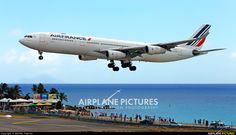 Air France F-GLZK aircraft at Sint Maarten - Princess Juliana Int photo