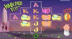 When Pigs Fly ti nabízí možnost zabavit se již dnes v DoubleStar kasinu s 50 roztočení zdarma. http://www.hraci-automaty.com/novinky/ziskej-50-roztoceni-zdarma-na-novince-when-pigs-fly #doublestar #whenpigsfly #roztocenizdarma #vyhra #hraciautomaty