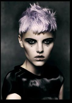 Great Hair by newly crowned Australian Hairdresser of the year... Frank Apostolopoulos.