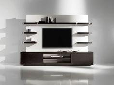 ... Mod TV Units / Entertainment Yuman Mod Vision 1 Entertainment Center