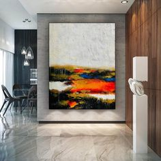 Large Canvas Wall Art, Extra Large Wall Art, Abstract Canvas Art, Bedroom Paintings, Your Paintings, Large Painting, Oil Painting On Canvas, Oversized Wall Art, Artist Work