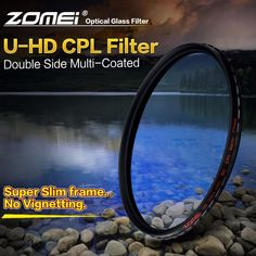It doesn't get any better than this!   Zomei HD Galss  P...   http://www.zxeus.com/products/zomei-hd-galss-pro-cpl-circular-polarizer-polarizing-camera-lens-filter-49mm-52mm-55mm-58mm-62mm-67mm-72mm-77mm-82mm?utm_campaign=social_autopilot&utm_source=pin&utm_medium=pin