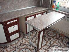 Pult alól kihúzható asztal