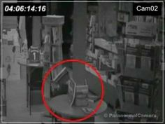 A real ghost caught on security tape in london - best video 2012