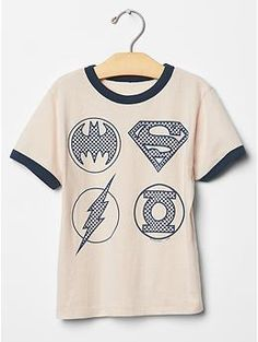 birthday boy shirt! Junk Food™ hero logo graphic tee