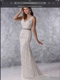 Impression Bridal 11655 Wedding Dress $290