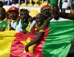 #Postpic - Les Lions indomptables se qualifient pour les demi-finales au détriment du #Senegal aux tirs aux buts 4-5 a #Franceville
