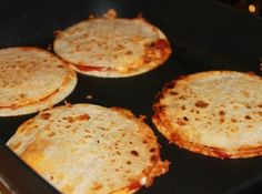 Five Dollar Dinners: How to Make Pizza Quesadillas