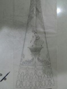 Traditional lahenga