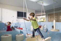 Exercise studio, Kindergarten Ramat Hasharon