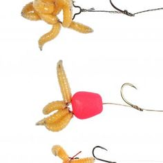 - Maden am Haar – so funktioniert's - Fishing Worms, Fishing Rigs, Sport Fishing, Carp Fishing, Sea Angling, Carp Rigs, Types Of Fish, Trout, Hand Weaving