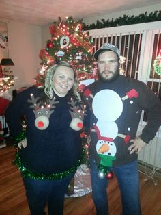 inappropriate ugly christmas sweaters xmas pinterest ugliest christmas sweaters tacky christmas and christmas 2017 - Inappropriate Christmas Sweaters