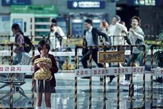Busanhaeng, Train to Busan, Sang-ho Yeon, Gong Yoo, Kim Su-an Gong Yoo, Zombie Movies, Horror Movies, Train To Busan Movie, Film Science Fiction, Critique Film, Hollywood, Korean Entertainment, Film Serie