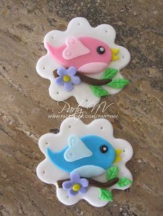 Party NV: {Sweet Treat Thursday} Edible Cupcake Toppers