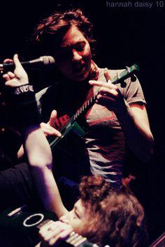 auf der maur | Auf Der Maur (with Amanda Palmer) @ Jazz Cafe, Camden, 21/4/10 ...