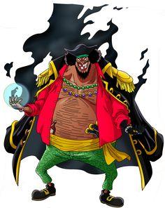 Marshall D Teach by AlexelZ on DeviantArt Blackbeard One Piece, One Piece New World, Marshall, Strong Character, Monkey D Luffy, One Piece Manga, Dope Art, Manga Characters, Dark Fantasy Art