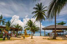 Tongson Bay Cafe/Bar, Koh Samui Beach Bars, Koh Samui, Cafe Bar, Beach Resorts, Tours, Island, Coffee Cozy, Islands, Resorts