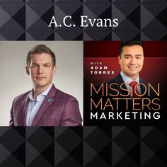 Text messaging is an important part of connecting with clients. In this episode, Adam Torres and Aaron Christopher (A.C.) Evans, Co Founder and CEO at Drips, explore the future of text messaging for businesses. Text Messaging, Co Founder, Evans, How To Apply, Messages, Explore, Marketing, Future, Business