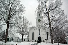 Cooperstown.....I love beautiful churches!