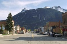 Silverton, CO - awesome old mining town