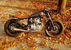 honda CX500 1985 by Dinostyle garage