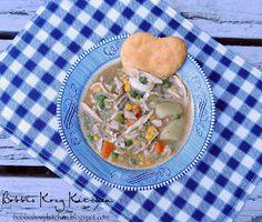 Bobbi's Kozy Kitchen: Chicken Pot Pie Soup
