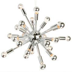 Orbit Chandelier - Shop Our Affordable Selection in Chandeliers | Z Gallerie - $239