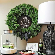 Deck the halls with these gorgeous winter wreaths that will bring holiday cheer to your Christmas decor.
