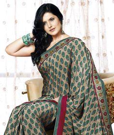 i like this saree
