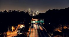 Los Angeles Timelapse by Gui Cha Photography (Clip)