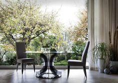 Dainellistudio | Products  table COCÒ | Veblén chair VIVIEN | Daytona  #dainellistudio #dainelli #design #interiors #architecture #tuscany #pisa #fiam #fiamitalia #veblen #daytona #daytonacollection #nofilter  Photo by Silvia Rivoltella