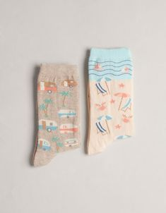summer socks by oysho