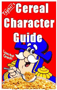 Breakfast Cereal Character Guide