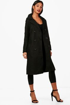 Abigail Double Breasted Coat