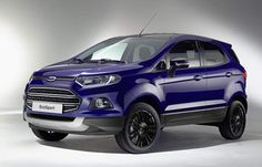 2017 Ford EcoSport Front