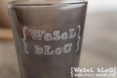 Engraving glas, etching glass – Glas gravieren mit einem Dremel
