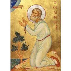 St Seraphim, $1,175.00, Catalog of St. Elisabeth Convent…