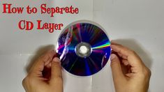 Cd Mosaic, Mosaic Crafts, Old Cd Crafts, Upcycled Crafts, Crafts To Make And Sell, Diy Crafts For Kids, Cd Project, Recycled Cds, Cd Diy
