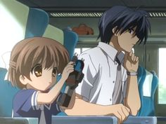 I tear up just looking at this. If you've watched Clannad After Story, you know why.