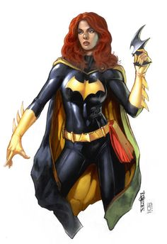 Barbara Gordon, Batgirl
