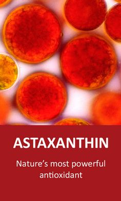 5 Reasons to Take Astaxanthin Every Day