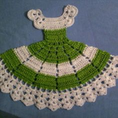 Thread Crochet, Filet Crochet, Crochet Motif, Crochet Crafts, Crochet Baby, Knit Crochet, Crochet Patterns, Crochet Dollies, Crochet Potholders