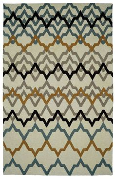 Dynamic Rugs Palace 5575 Ivory Rug | Contemporary Rugs