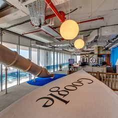 Google has had a negative effect on office design says Jeremy Myerson